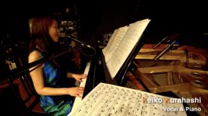 倉橋恵子 ライブ録音と動画制作 at Swing