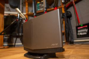 スタジオフルハウスに導入した新WiFiルーター